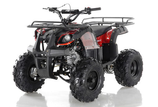 STRIKE 125CC ATV AUTOMATIC W/ REVERSE