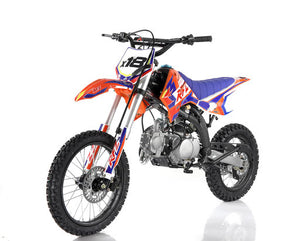 DB-X18 125cc MANUAL 4-SPEED Dirt Bike