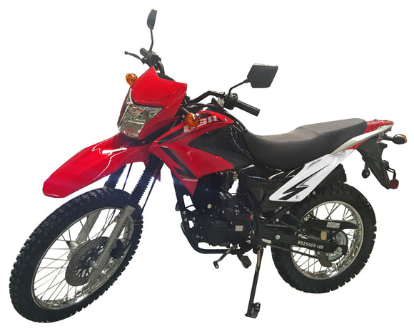 2018 LIFAN KP-MINI 150cc 5 Speed Manual Motorcycle