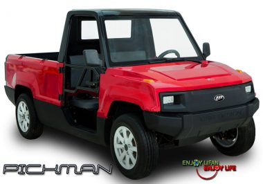 LIFAN PICKMAN C3 Electric Low Speed Vehicle