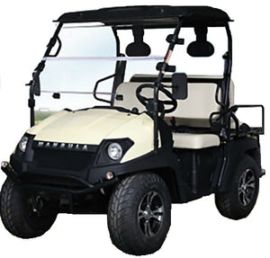 HJS BIGHORN EV5 5000W 4X2 ELECTRIC GOLF CART NEV