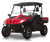 BMS RANCH PONY 600 RX-EFI 4X4 UTILITY VEHICLE