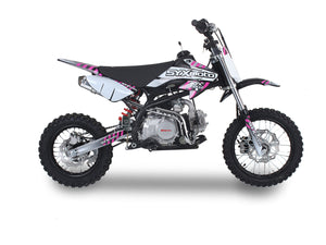 SYXMOTO Roost Fully Auto (PAD125-1F) 125cc Dirt Bike, Electric Starter, Fully Automatic