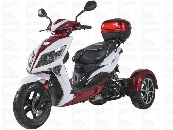 MOJO MAGIC PST50-1 50cc TRIKE