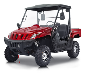 BMS RANCH PONY 500 EFI 4X4 UTILITY VEHICLE
