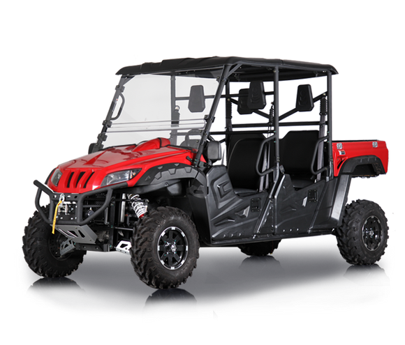 BMS RANCH PONY 700 EFI 4S 4-SEAT 4X4 UTILITY VEHICLE