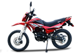 BMS Enduro 250CRP Dual Sport RED