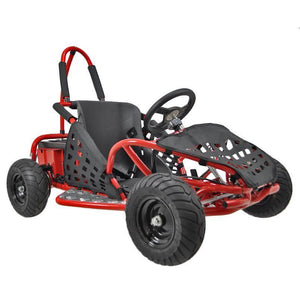 GO-BOWEN BAJA 1000W 48V ELECTRIC KIDS GO-KART XW-EGK1 RED