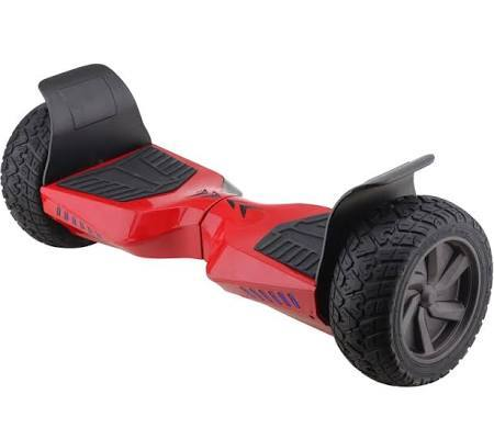GO-BOWEN 8.5 HOVERBOARD TRANSFORMER SCOOTER RED
