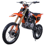 DB-X1 140cc 4-speed Manual DIRT BIKE