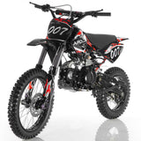 DB-007 125cc MANUAL Dirt Bike