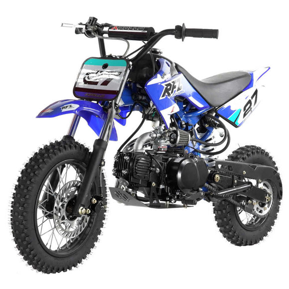 DB-27 110cc SEMI-AUTO Dirt Bike