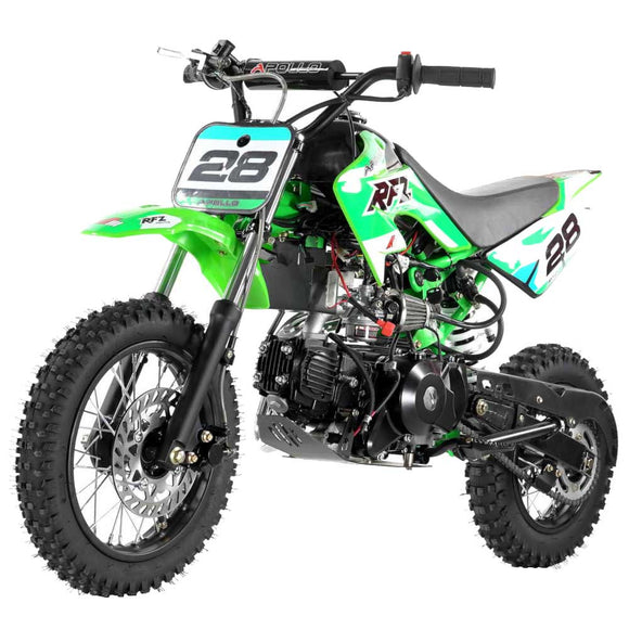 DB-28 110cc AUTO Dirt Bike