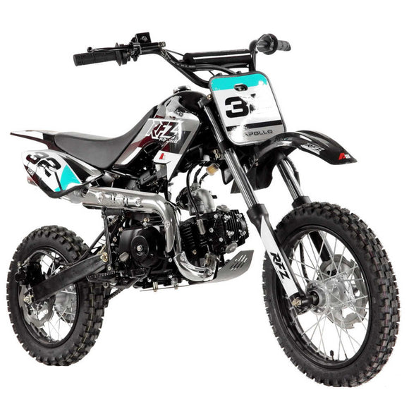 DB-32 110cc SEMI-AUTO Dirt Bike