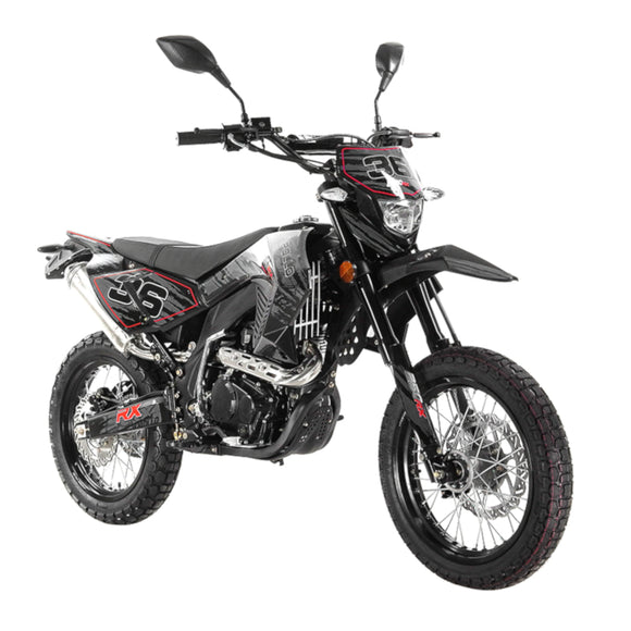 XTR 250cc DELUX ENDURO DOT DUAL SPORT DIRT BIKE