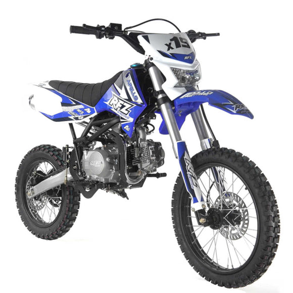 DB-X19 125cc MANUAL 4-SPEED Dirt Bike