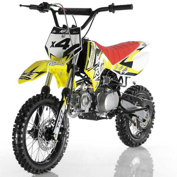 DB-X4 110cc SEMI-AUTO Dirt Bike