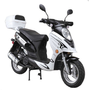 CHALLENGER 50CC SCOOTER