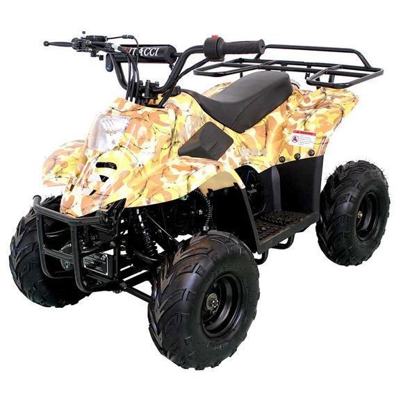 HAWK 110CC AUTOMATIC ATV