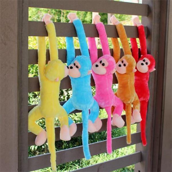 Colorful Arm Monkey Doll-Toys-bsubuy.com-