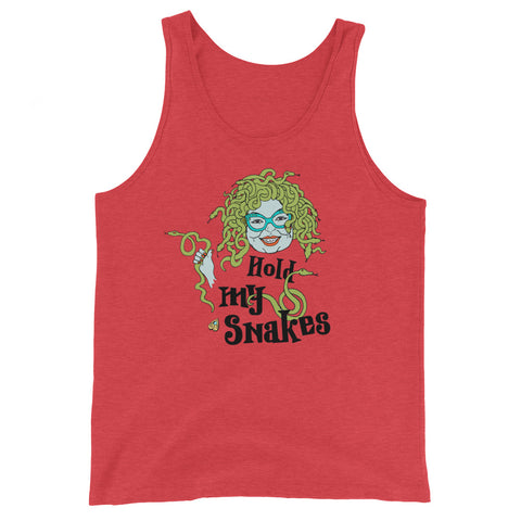 Hold My Snakes Tank
