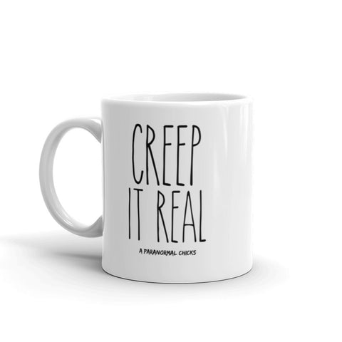 Redesigned Creep it Real Mug