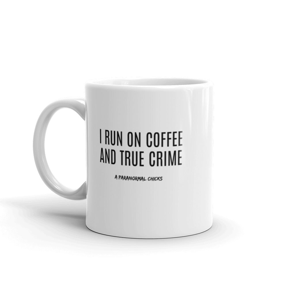 True Crime and Coffee Mug