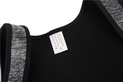 Hot Thermal Yoga Firness Sweat Vest