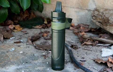 Image of Life Straw Portable Water Purifier