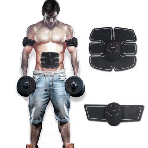Electronic Muscle Toner Stimulation Training Device