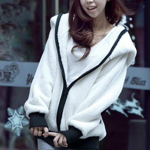 Image of Cute Panda Warm & Cuddly Hoodie