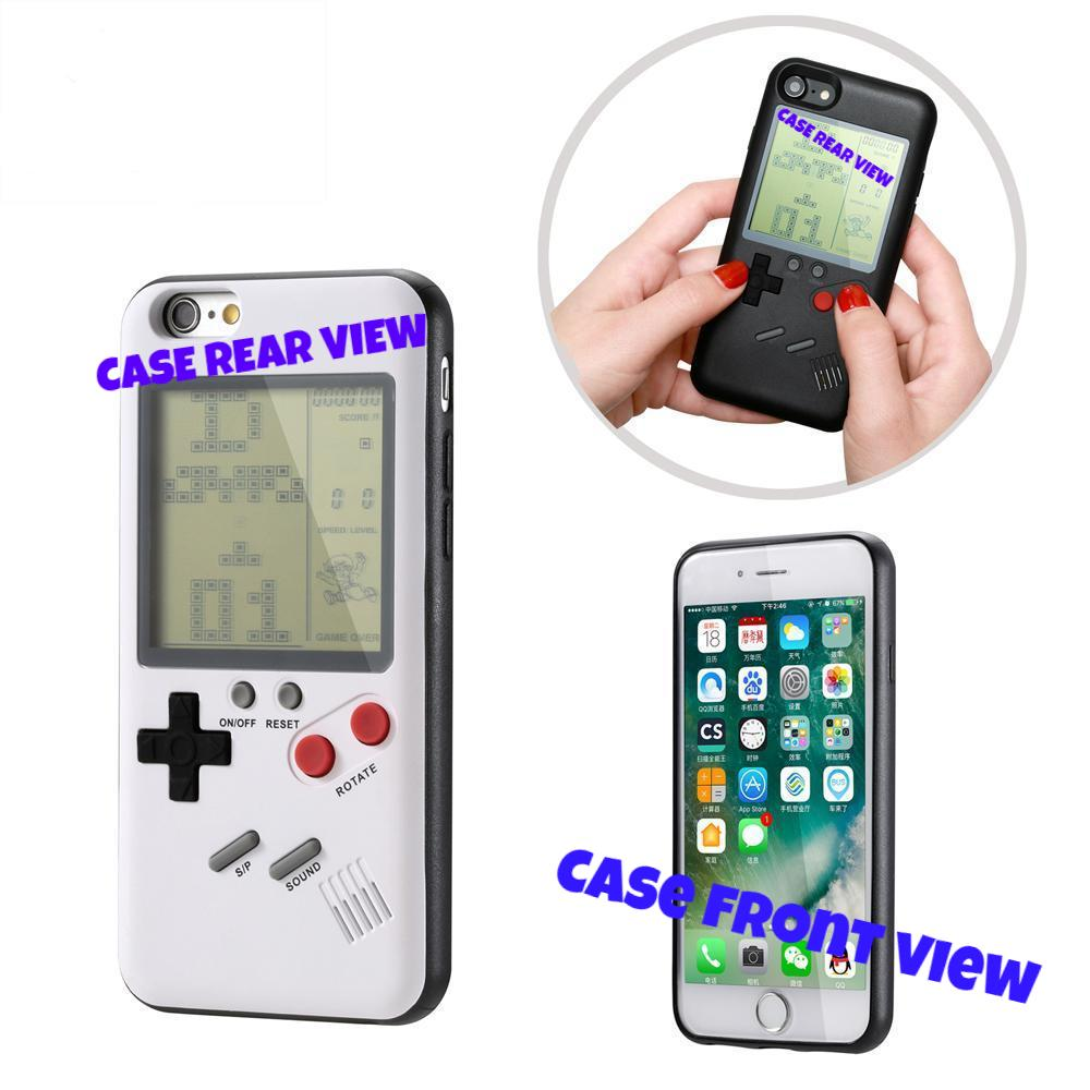 100% Playable Nintendo Gameboy Phone Case