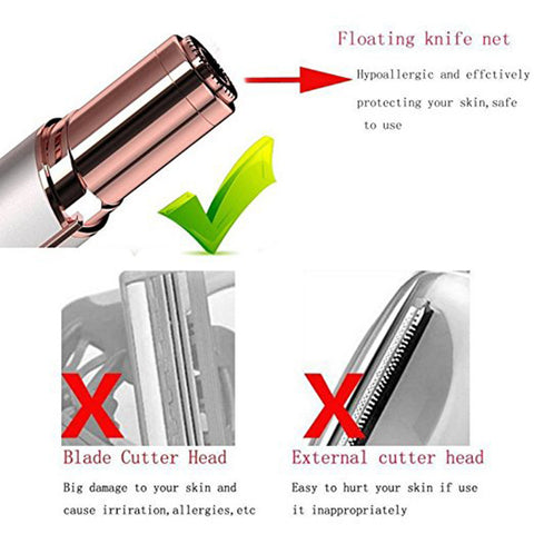 Image of Painless Hair Remover - Epilator