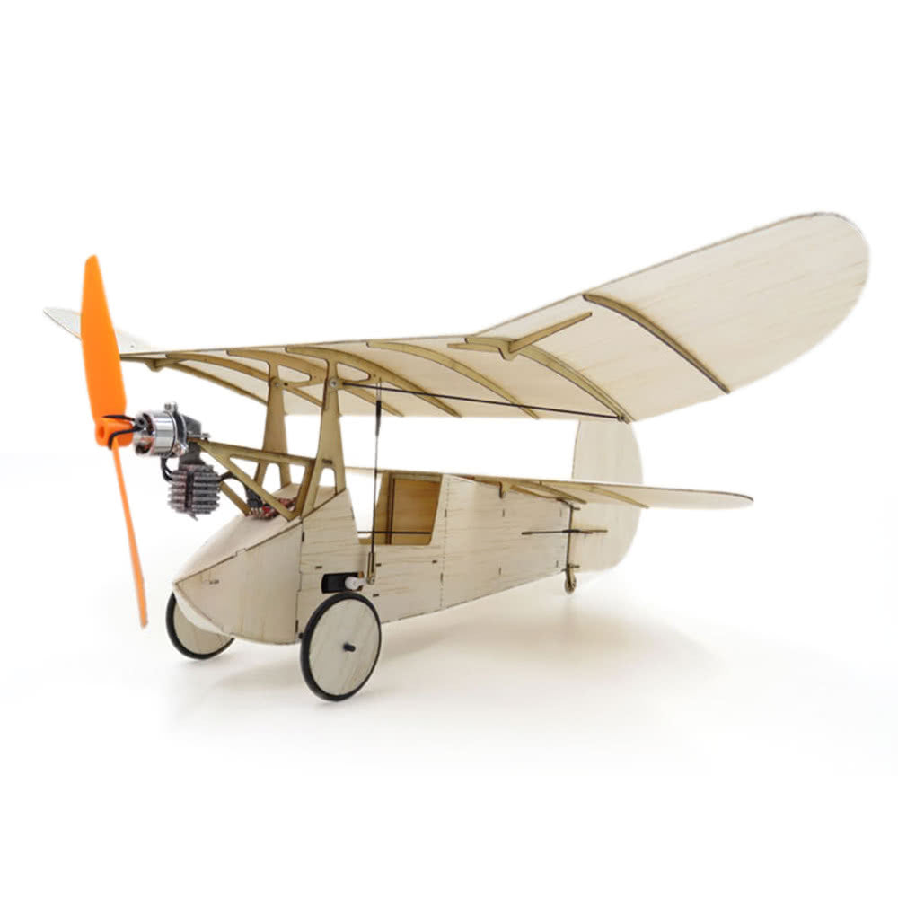 Newton Flea Plane 358mm Wingspan Bulsa Wood Airplane Kit