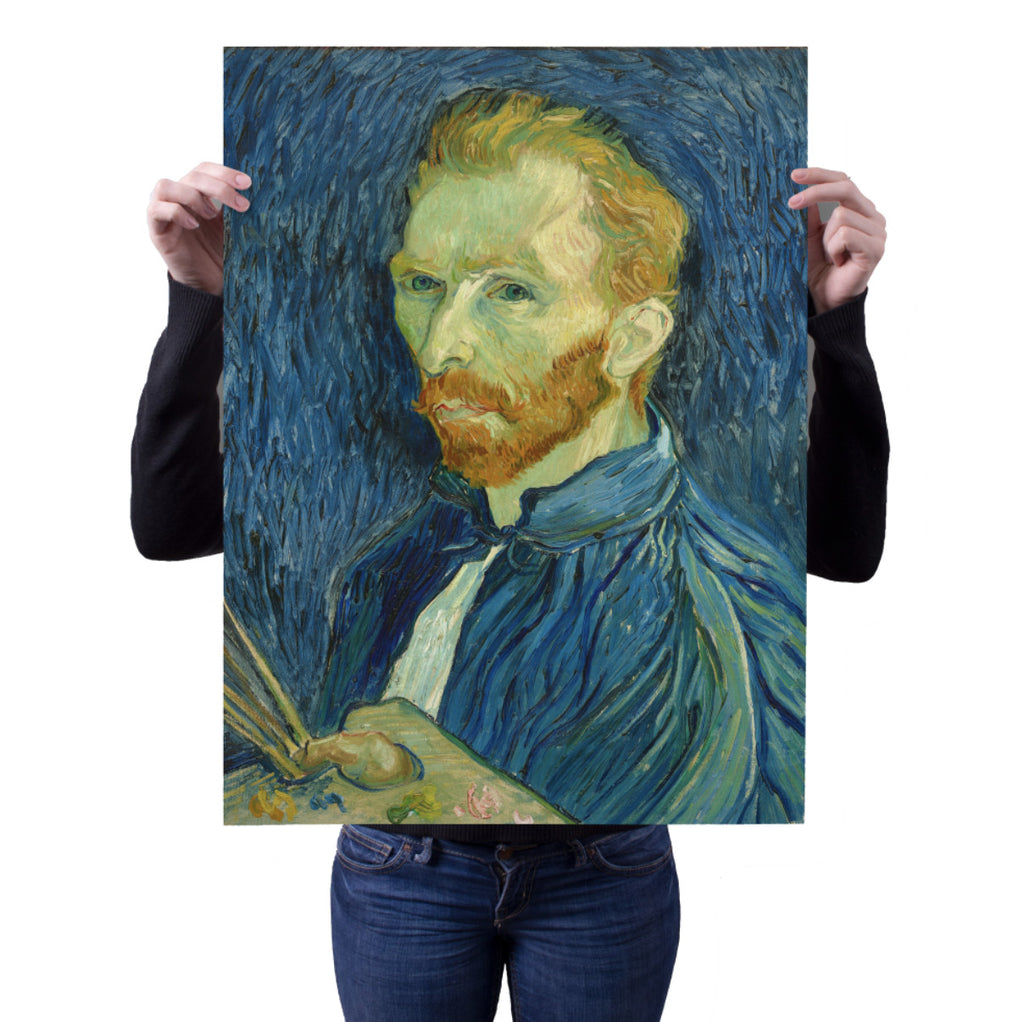 Self Portrait by Vincent van Gogh 18x24 Poster