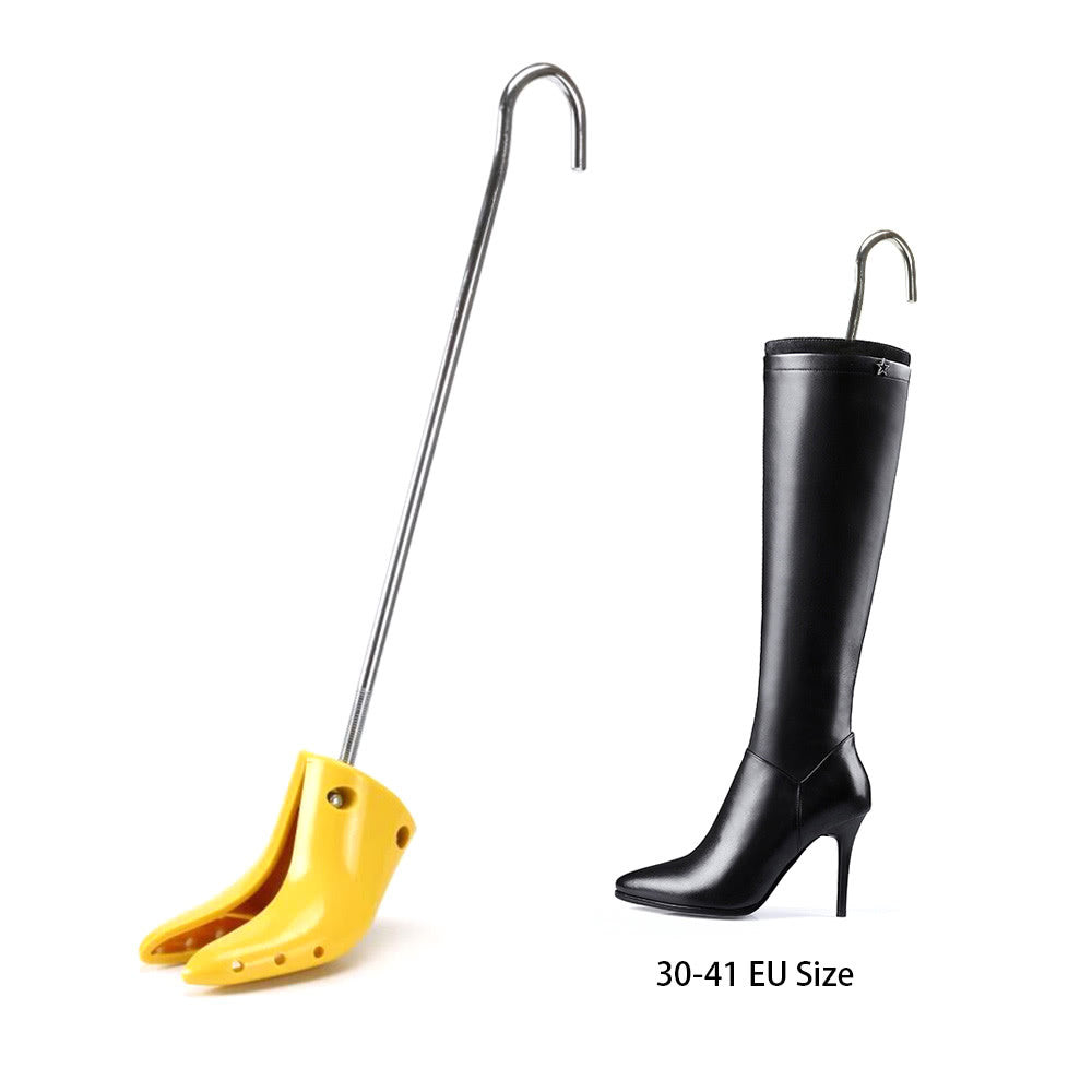405987e7aecf ... Professional Adjutable 2-way Women High Heel Boot Stretcher Shoe Tree  Shoes Shaper Long Boots