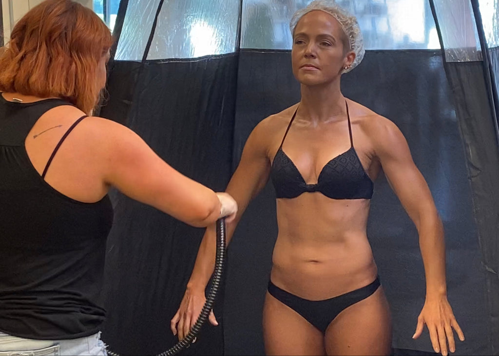 Professional Spray Tan Certification - Manna Industries