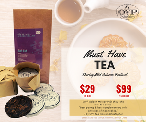 Must Have Tea + PwP for Mid-Autumn Festival: Special Deals from OVP Tea