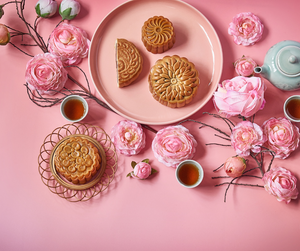 How to pair mooncakes with tea?