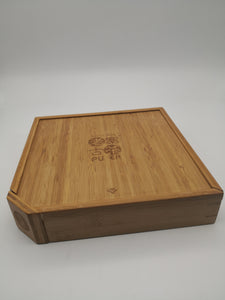 OVP Bamboo Tray for teacake