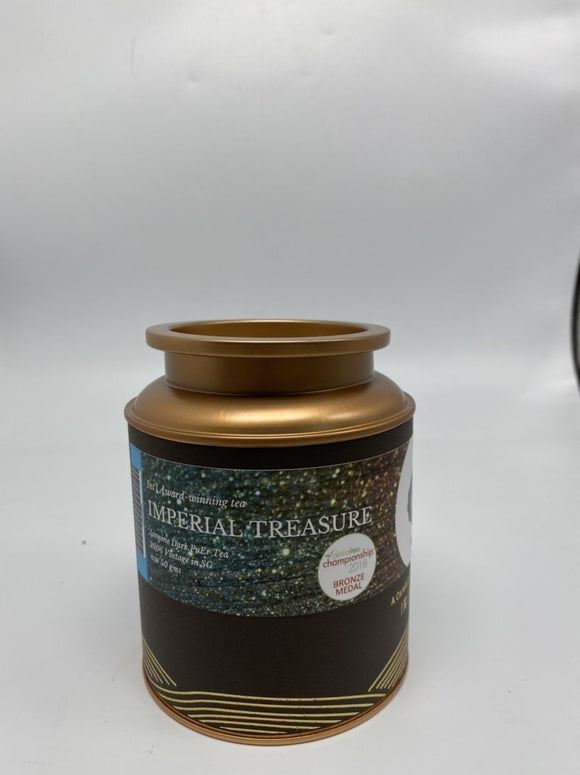 IMPERIAL TREASURE Award-Winning Old Village Jasmine PuEr Loose Tea