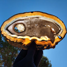 Load image into Gallery viewer, Agate slice..