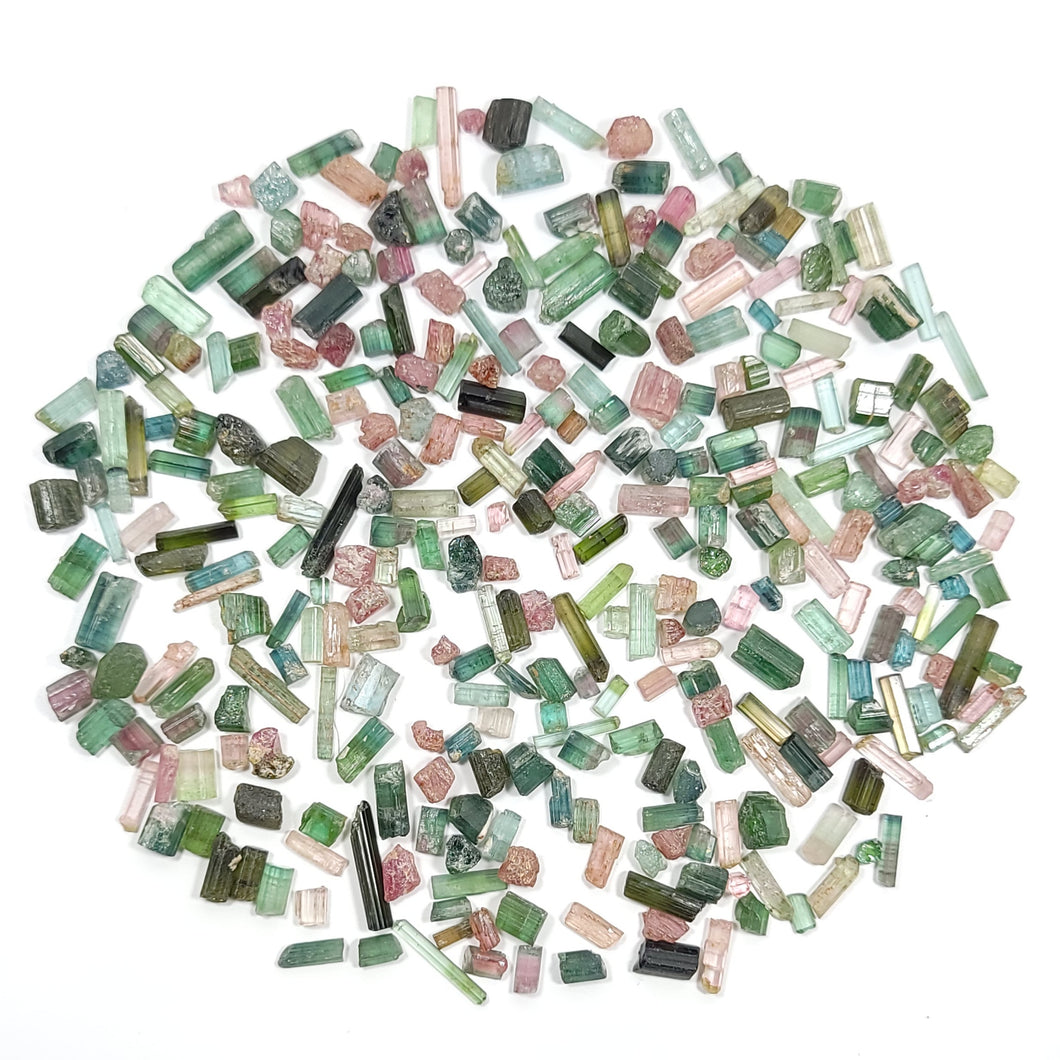 Various Colored Tourmaline