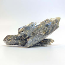 Load image into Gallery viewer, Aegirine in Smoky Quartz 40.93g - The Crystal Connoisseurs