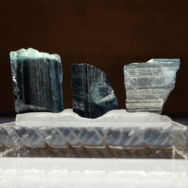 Indicolite Tourmaline (3.46g)-The Crystal Connoisseurs
