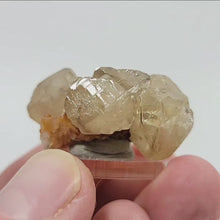 Load and play video in Gallery viewer, Cerussite Cluster on Stilbite