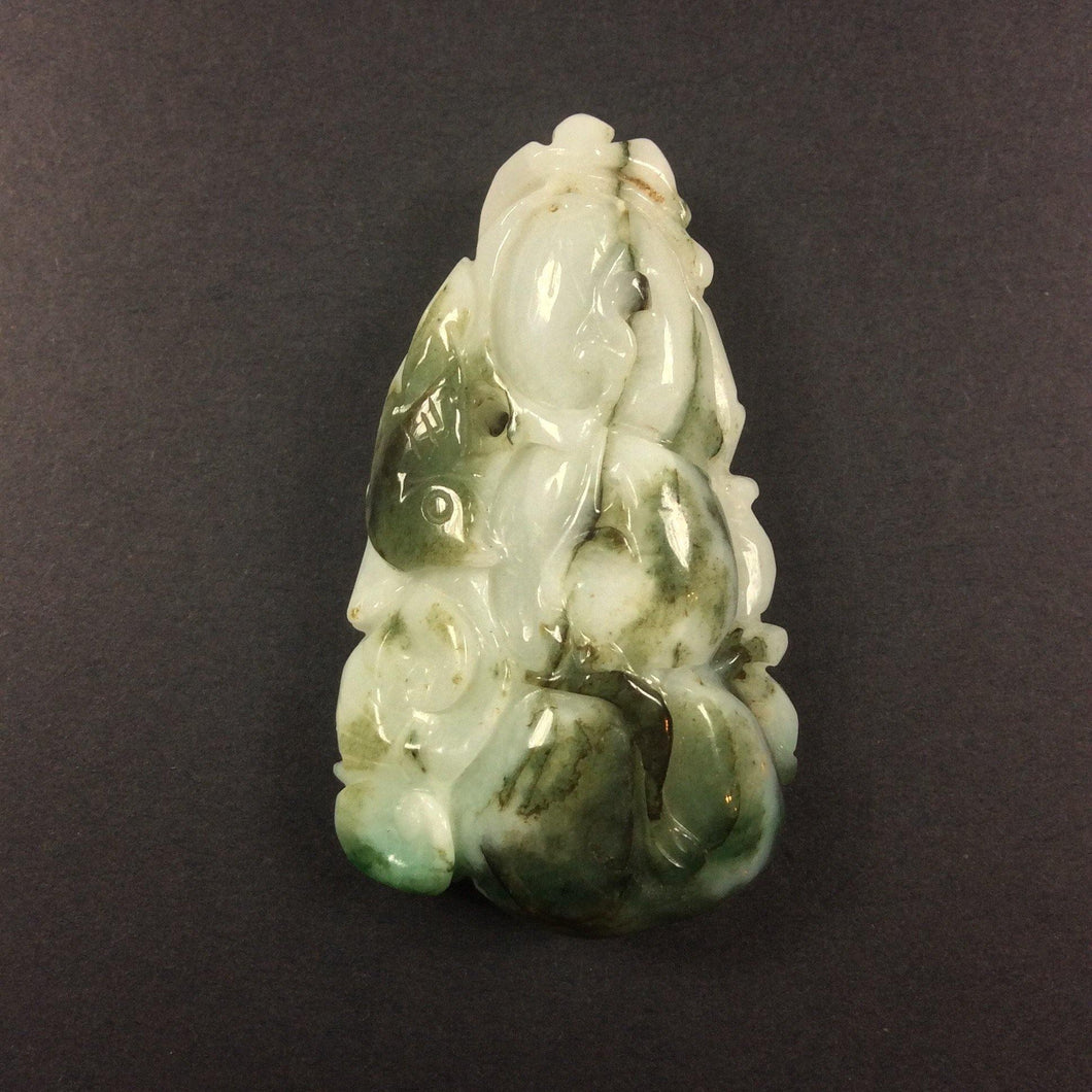 Jadeite Carving.