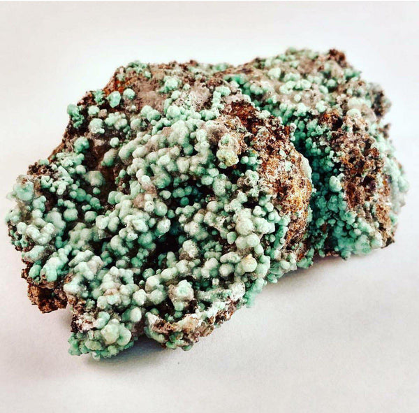 Rosasite Specimen From Arizona