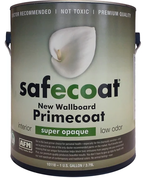 New Wallboard Primecoat HPV Primer - Interior