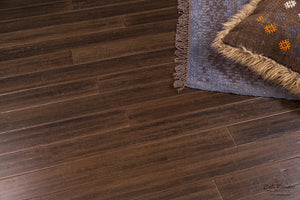 Dark Hardwood Flooring scratch free